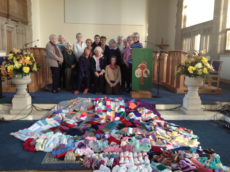 Knit and Natter at St George's