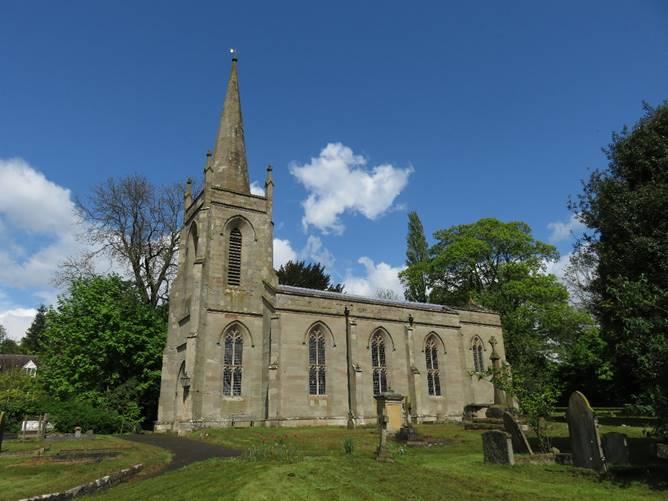 St Mary's Stone