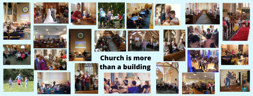 Church is more than a building!