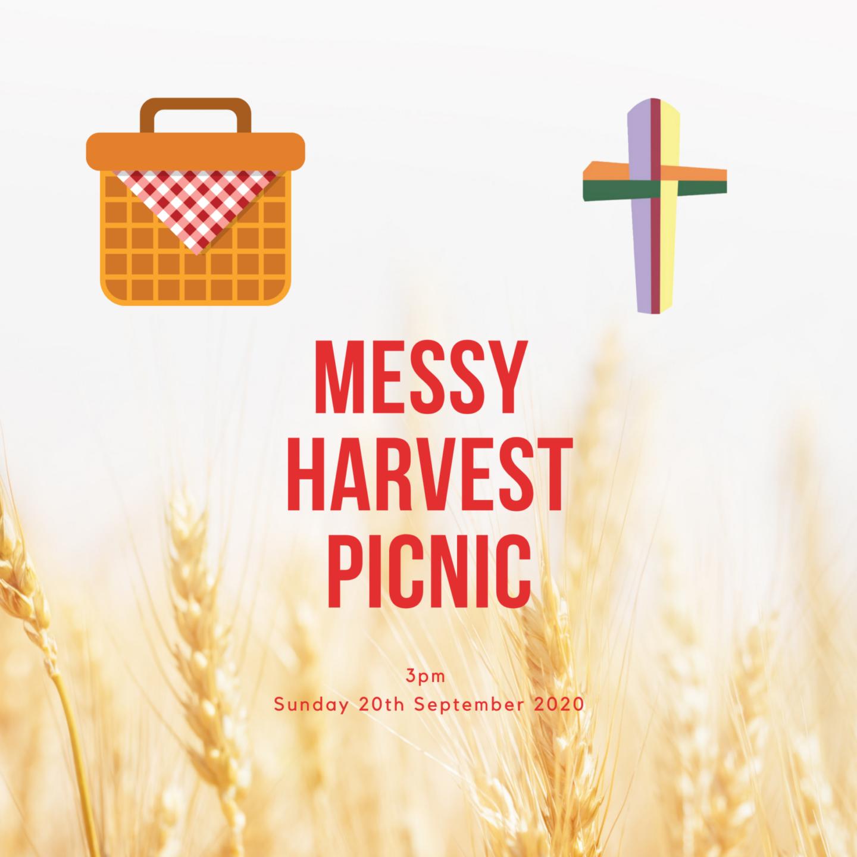 Previous Messy harvest