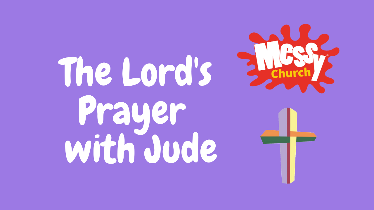 the Lord's Prayer with Jude