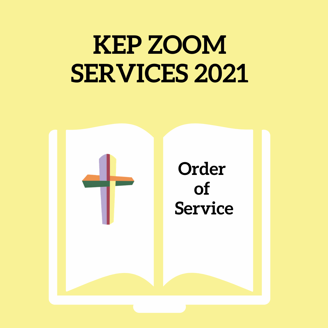 Zoom Service Sheets 2021